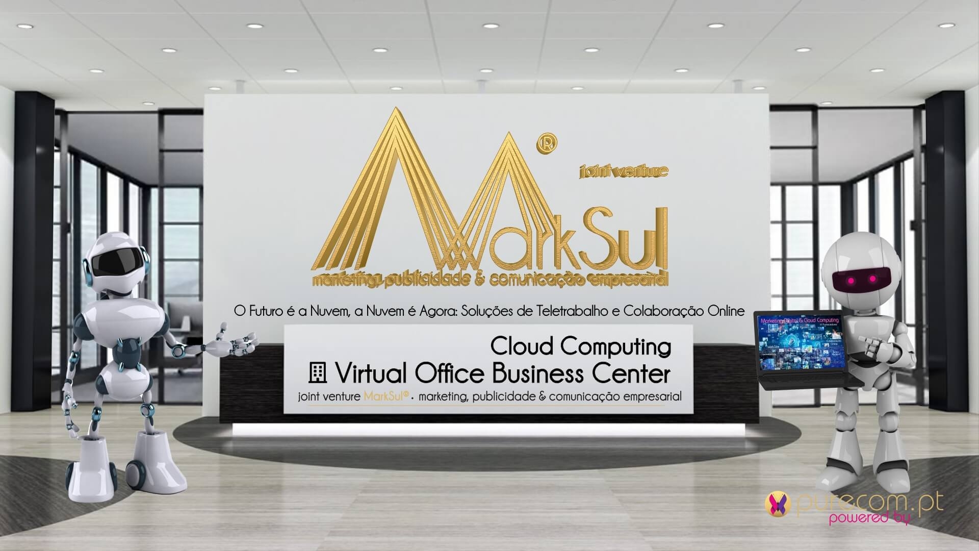 #Cloud #Nuvem #Teletrabalho #Colaboração Online